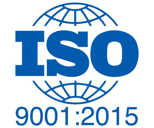 Logo certificato ISO9001